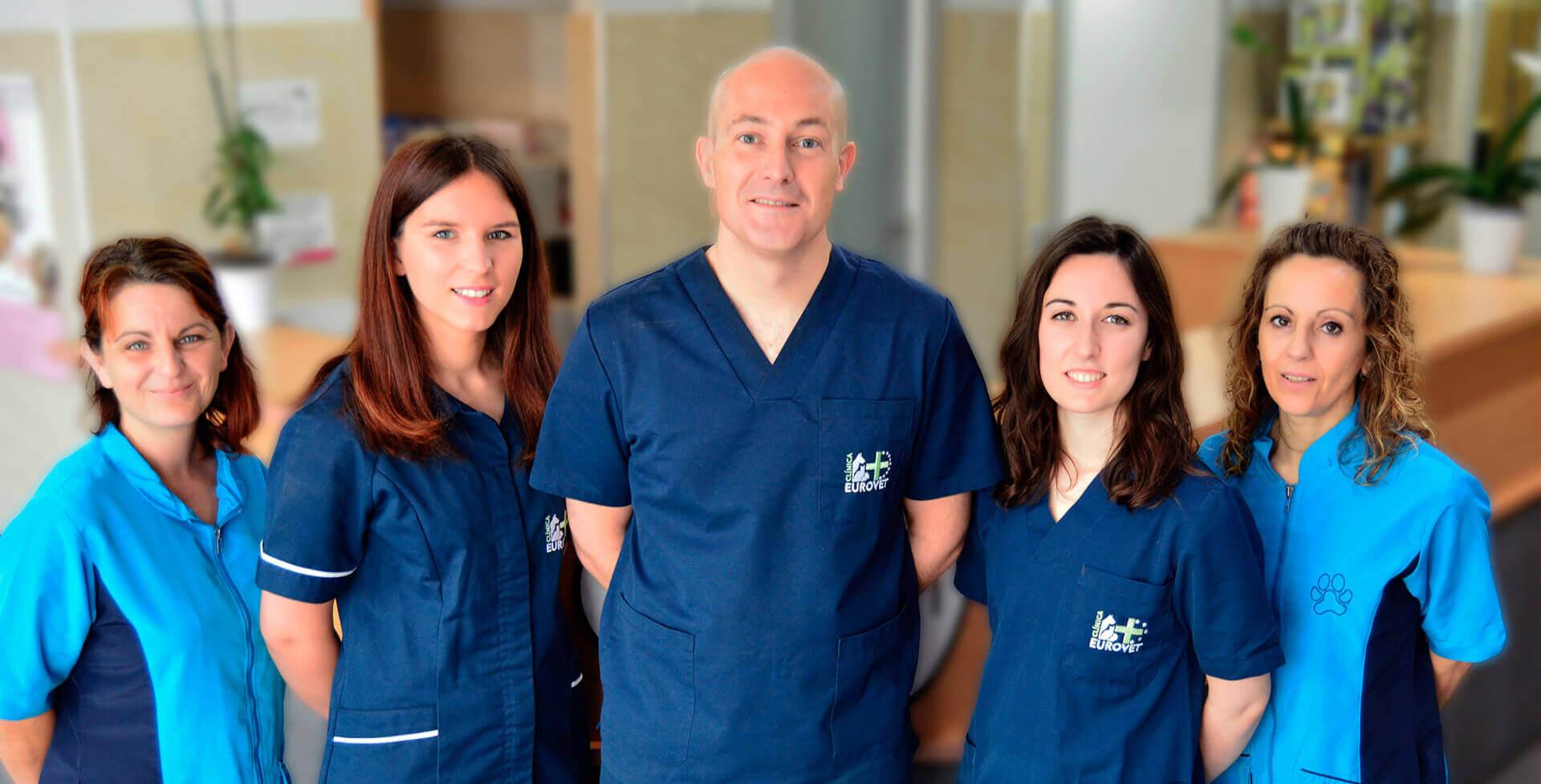 Clinica Veterinaria Eurovet Peñiscola Equipo